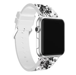 Silicone sport band strap for apple watch /sports series 1,2