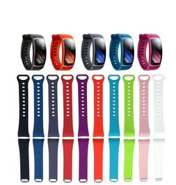 Silicone Sport Watch Band Strap Replacement For Samsung Gear