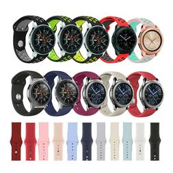 Silicone Sport Watch Strap for Samsung Gear S2 Classic / Spo