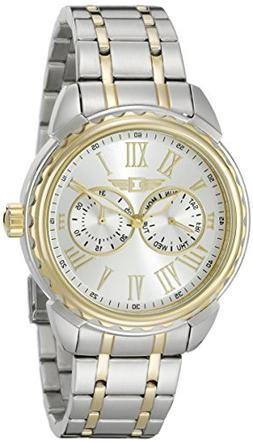 Men's Silver Dial Two Tone Stainless Steel - I by Invicta Wa