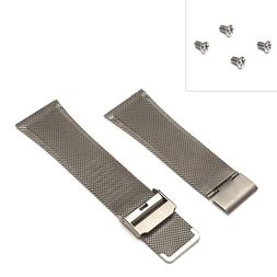 Skagen SKW6078 Mesh Band/Strap,4 screws & Tool Included