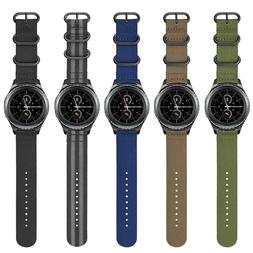 Soft Woven Nylon Watch Band Sport Strap For Samsung Gear Spo