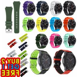 Soft Replacement Silicone Band Strap Bracelet For Samsung Ge