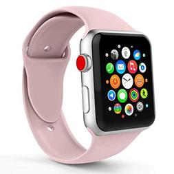 IYOU Sport Band Compatible for Apple Watch Band 38MM 42MM, S