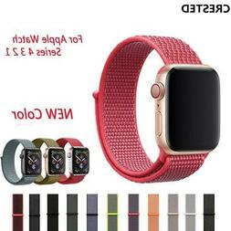Sport Loop strap For Apple Watch band 4 42mm 38mm iwatch 3 b