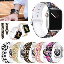 Sport Silicon Watch Band Strap For iWatch Apple Watch Series
