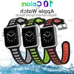 sports band silicone bracelet strap replacement
