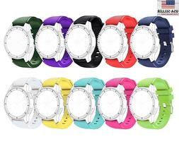 Sports Silicone Bracelet Strap Watch Band For Samsung Gear S