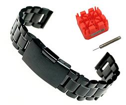 stainless steel bracelet watch band