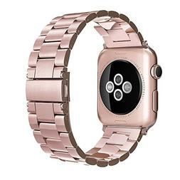 38mm Stainless Steel iWatch Band Replacement Strap for Apple