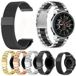 Stainless Steel Strap Metal Watch Band For Samsung Galaxy Wa