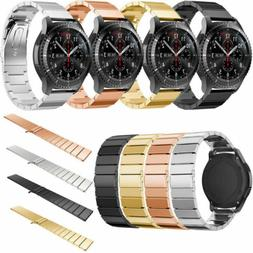 Stainless Steel Strap Watch Band For Samsung Gear S3 Frontie