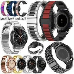 Stainless Steel Strap Watch Band Wristband For Samsung Galax