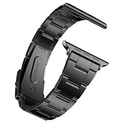 JETech 42mm Stainless Steel Strap Wrist Band Replacement w/