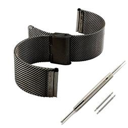 stainless steel watch bands strap