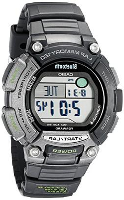 Casio Men's STB-1000-1CF OmniSync Sports Gear Bluetooth Fitn