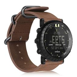 For Suunto Core Watch Band Genuine Leather Replacement Strap