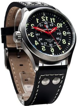 Smith & Wesson SWW-GRH-1 Wesson Mumbai Lamplighter Watch Tri