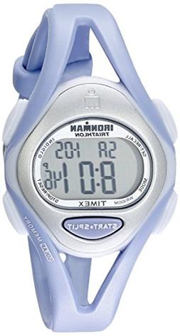 Timex Women's T5K7039J Ironman Watch with Purple Resin Band