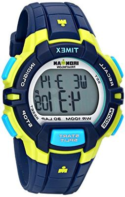 "Timex Men's T5K8149J ""Ironman Rugged 30"" Multicolored Resin"