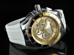 Technomarine TM-116002 Cruise Pearl Two Tone 40mm with 3 Str