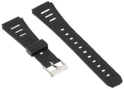 Voguestrap TX1951 Allstrap 19mm Black Regular-Length Watchba