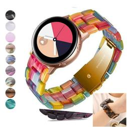 For Samsung Galaxy Watch Active 2 40 44mm 42mm 41mm Resin Wa