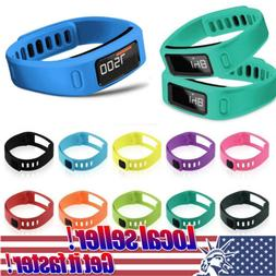 US Replacement Silicone Wrist Band Watch Strap Bracelet For