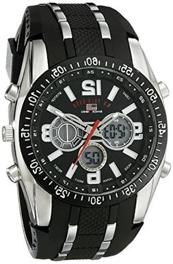 U.S. Polo Assn. Sport Men's US9281 Sport Watch
