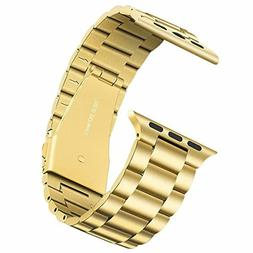 for Apple Watch Band 38mm 40mm, Upgraded Version Solid Stain