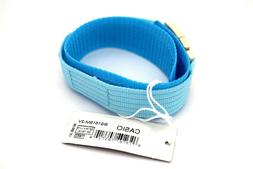 CASIO WATCH BAND:   BABy-G BAND FOR BG151 Blue Double  Bnad