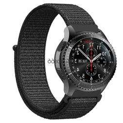 Watch Band for Samsung Gear S3 Classic Frontier Quick Fit Wo