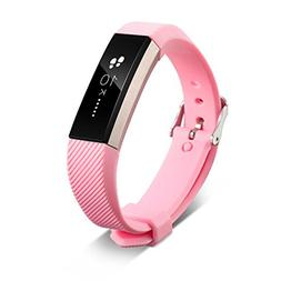 Teresamoon Watch Band Strap Tpe Wristband With Buckle For Fi