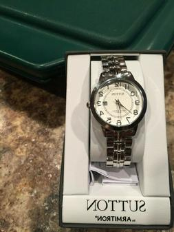 Sutton by Armitron Women's watch with date Easy to Read  Exp