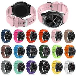 Wrist Sport Rubber Silicone Watch Band Strap For Fossil Q ex