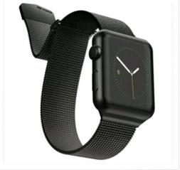 X-doria Lux Mesh  42mm stainless steel mesh Apple Watch Band